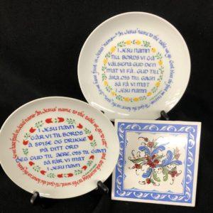 Trivets & Plates